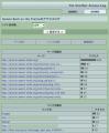 本サイトのアクセス解析画面